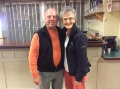 2nd Main - Roy Babcock & Myrna Bilton