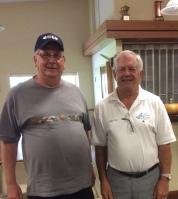 2nd Cons.- Moe Vermeulen and Murray Burnett