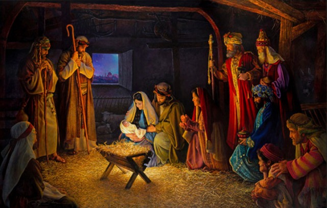 The-Nativity
